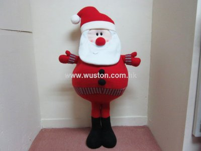 Wuston icon -santa (with pull up/down function)